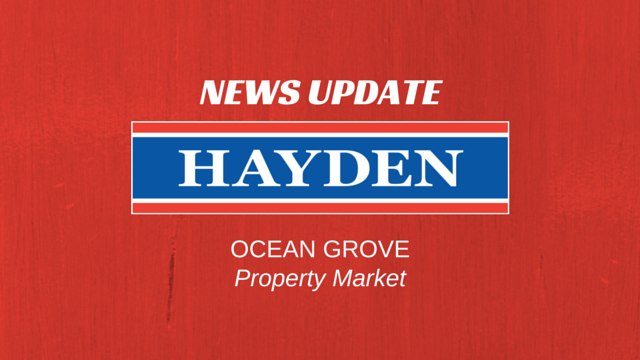 Ocean Grove Property News Update